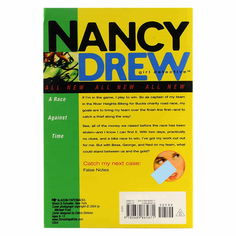 Nancy Drew Series - #2 A Race Against Time