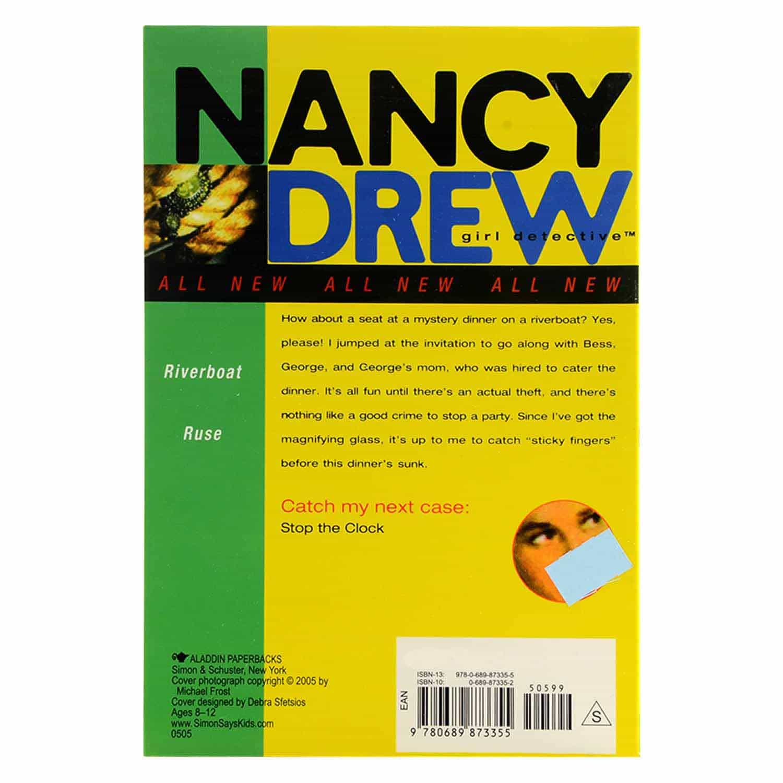 Nancy Drew Series - #11 Riverboat Ruse