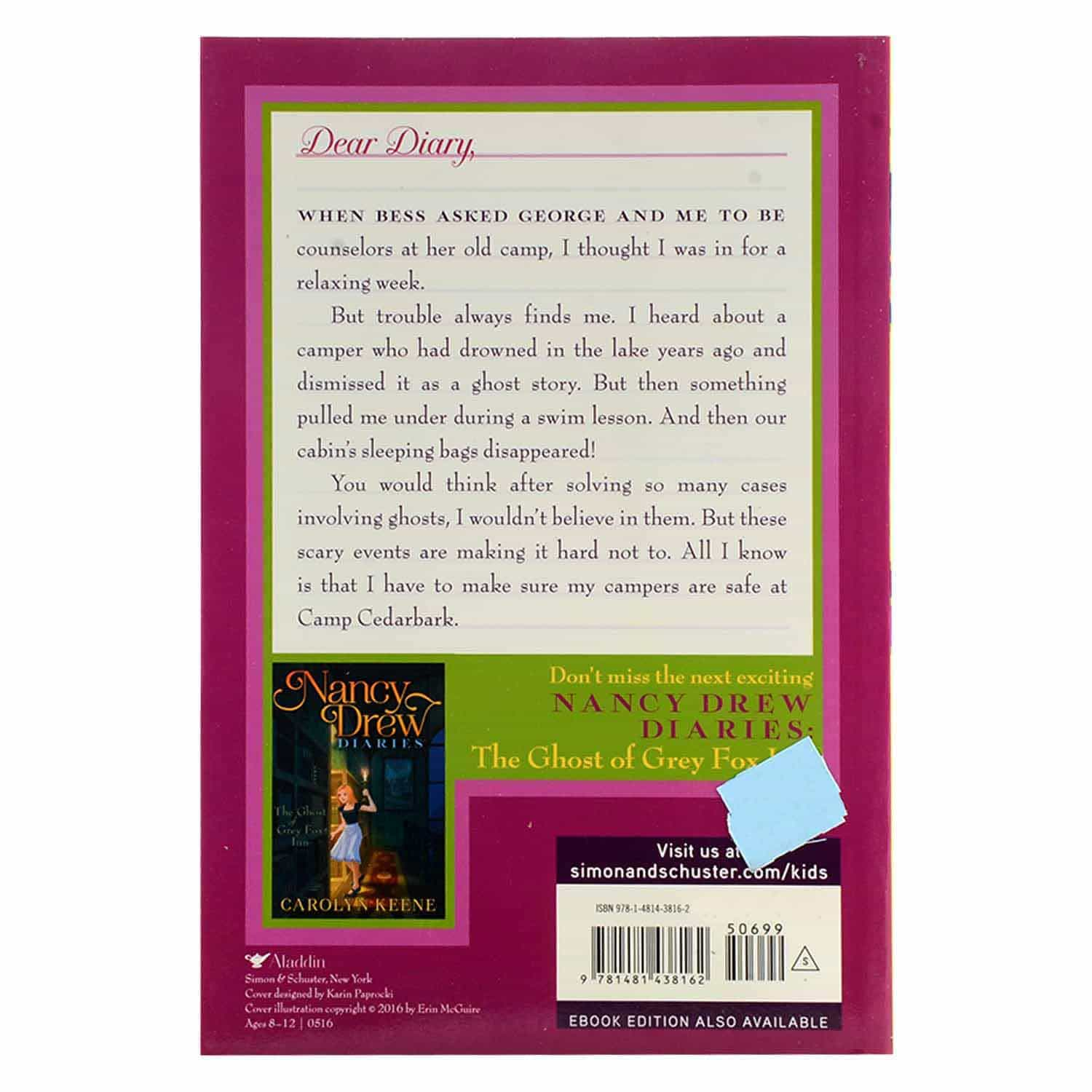 Nancy Drew Series - The Sign in the Smoke