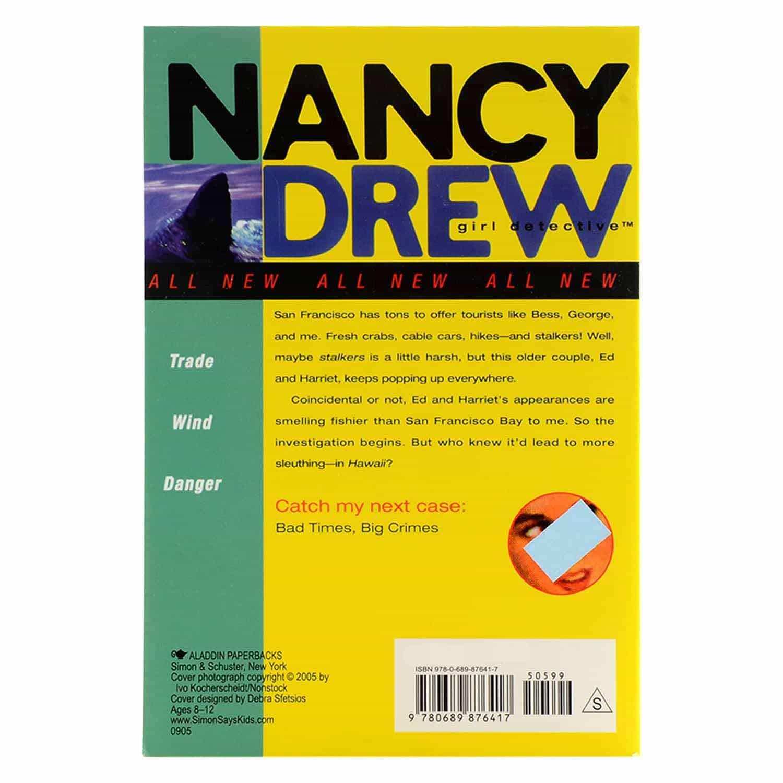 Nancy Drew Series - #13 Trade Wind Danger