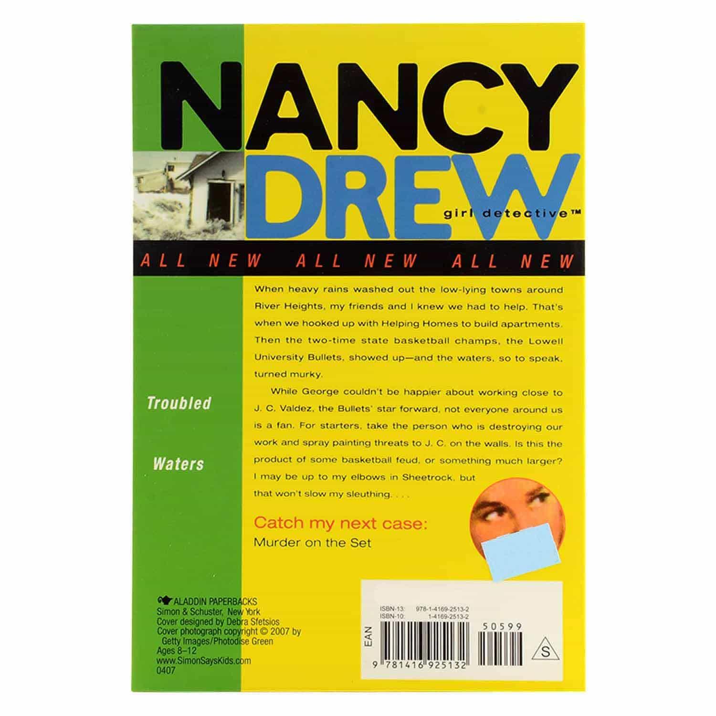 Nancy Drew Series - #23 Troubled Waters