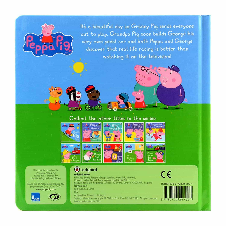 Peppa Pig Series - George's Racing Car