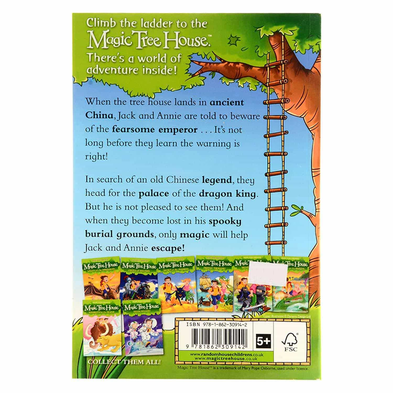 Magic Tree House Series - Palace of the Dragon King