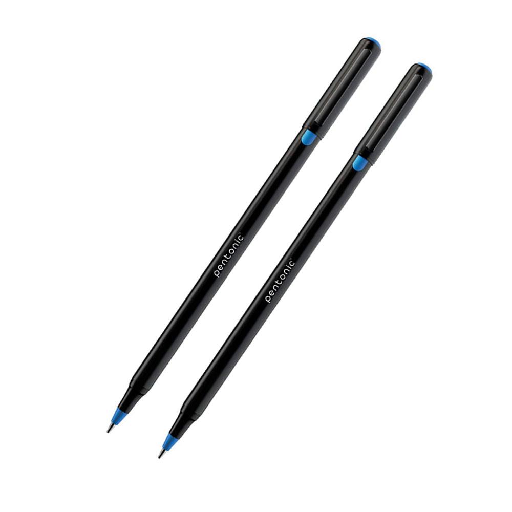Pentonic Linc 0.7mm Blue lnk Ball Point Pen (Pack of 10 Pens)