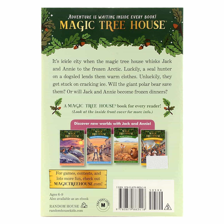 Magic Tree House Series - #12 Polar Bears Past Bedtime