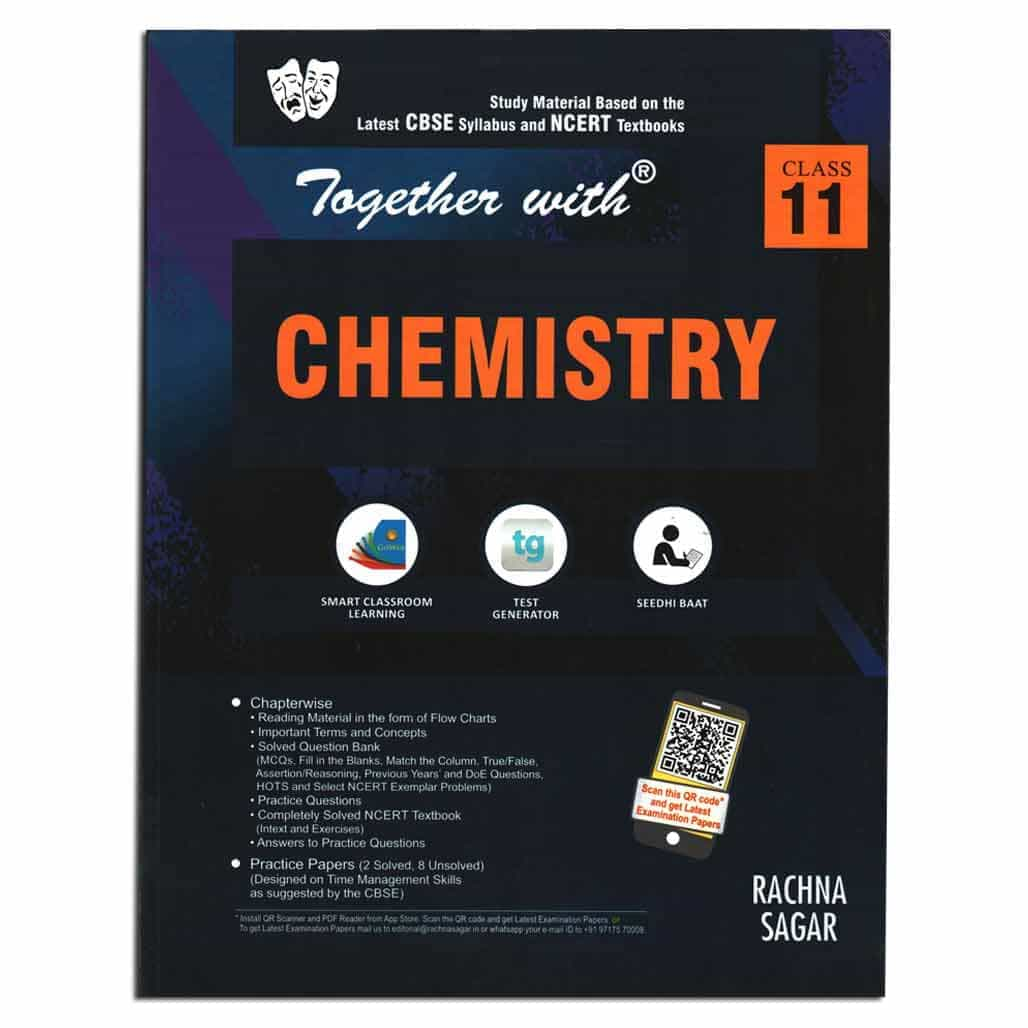 Together with CBSE Model Test Papers Chemistry - Class 11