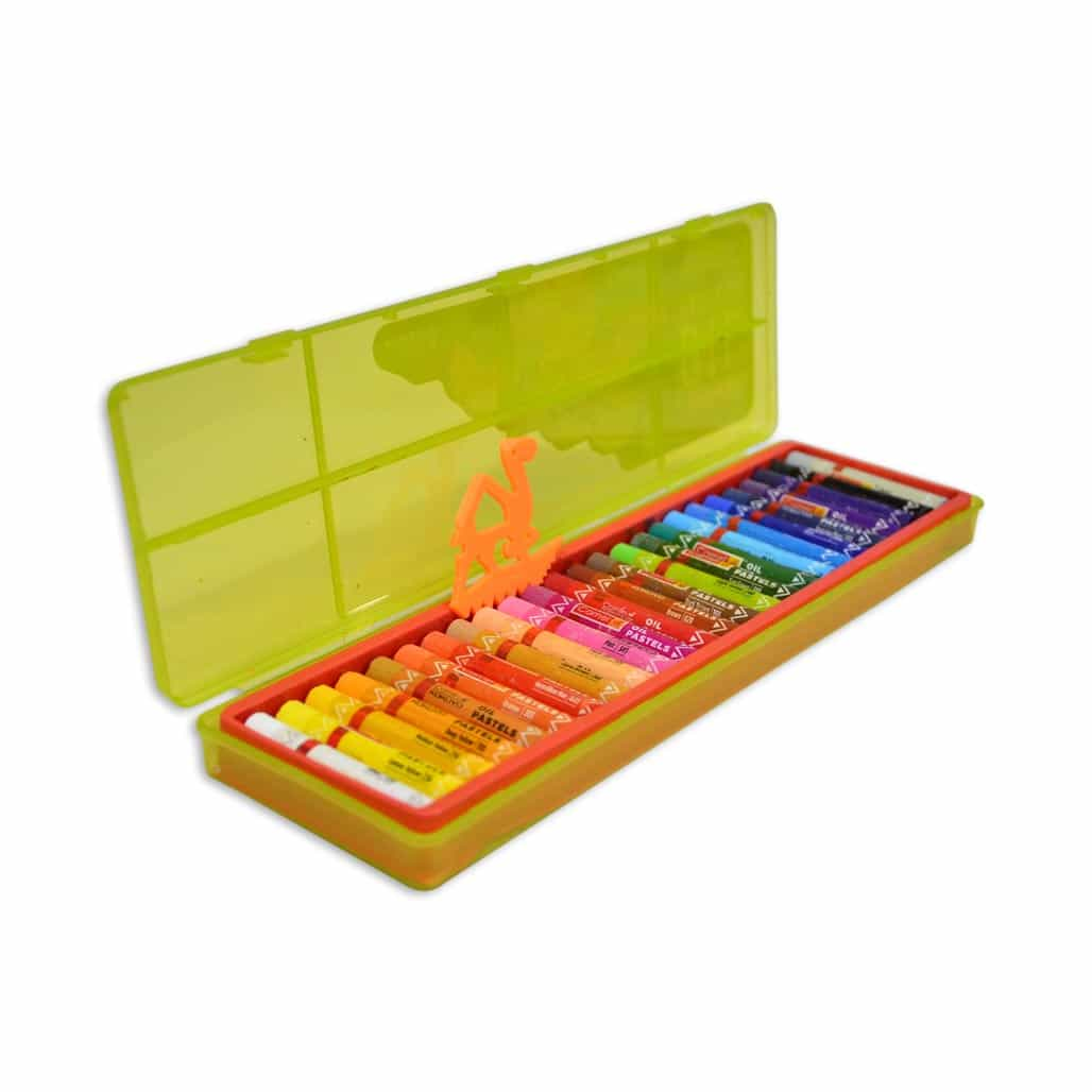 Camlin Oil Pastel Colors - 25 Shades