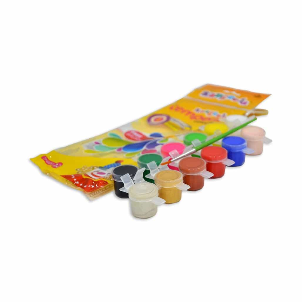Rangeela water Colors - 12 Shades