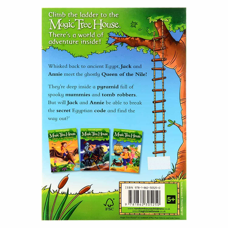 Magic Tree House Series - Secret of the Pyramid