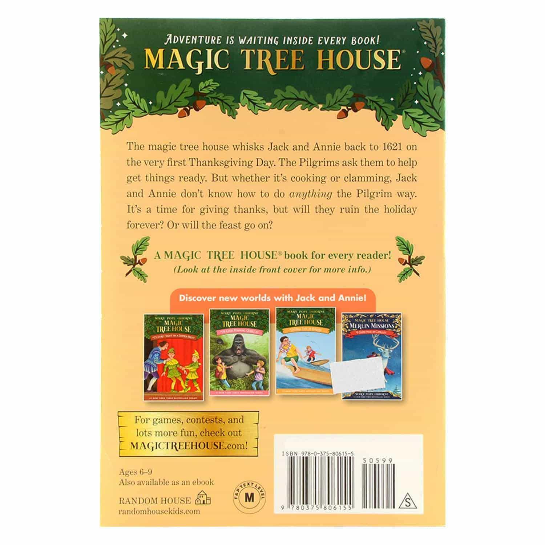 Magic Tree House Series - #27 Thanksgiving  on Thursday