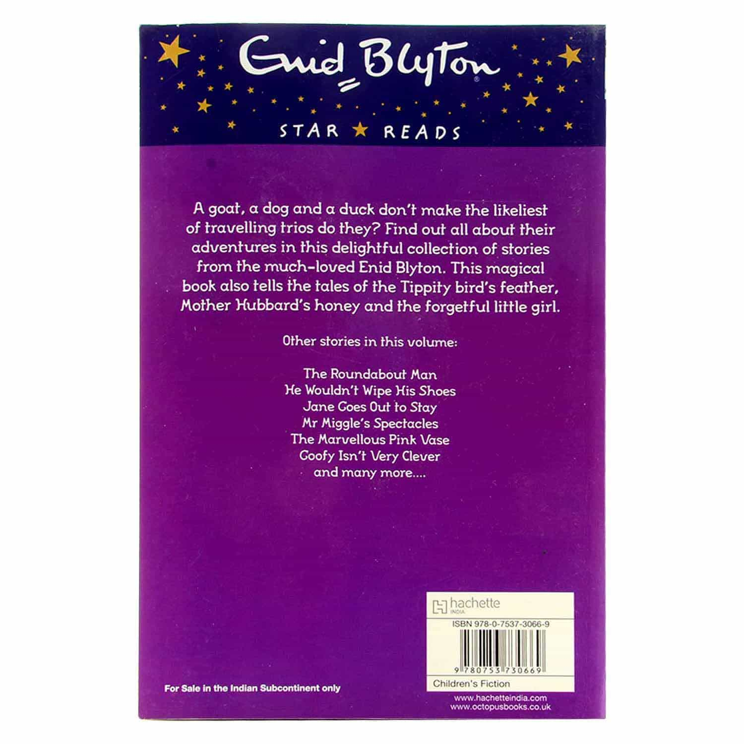 Enid Blyton - The Three Strange Travellers and Other Stories