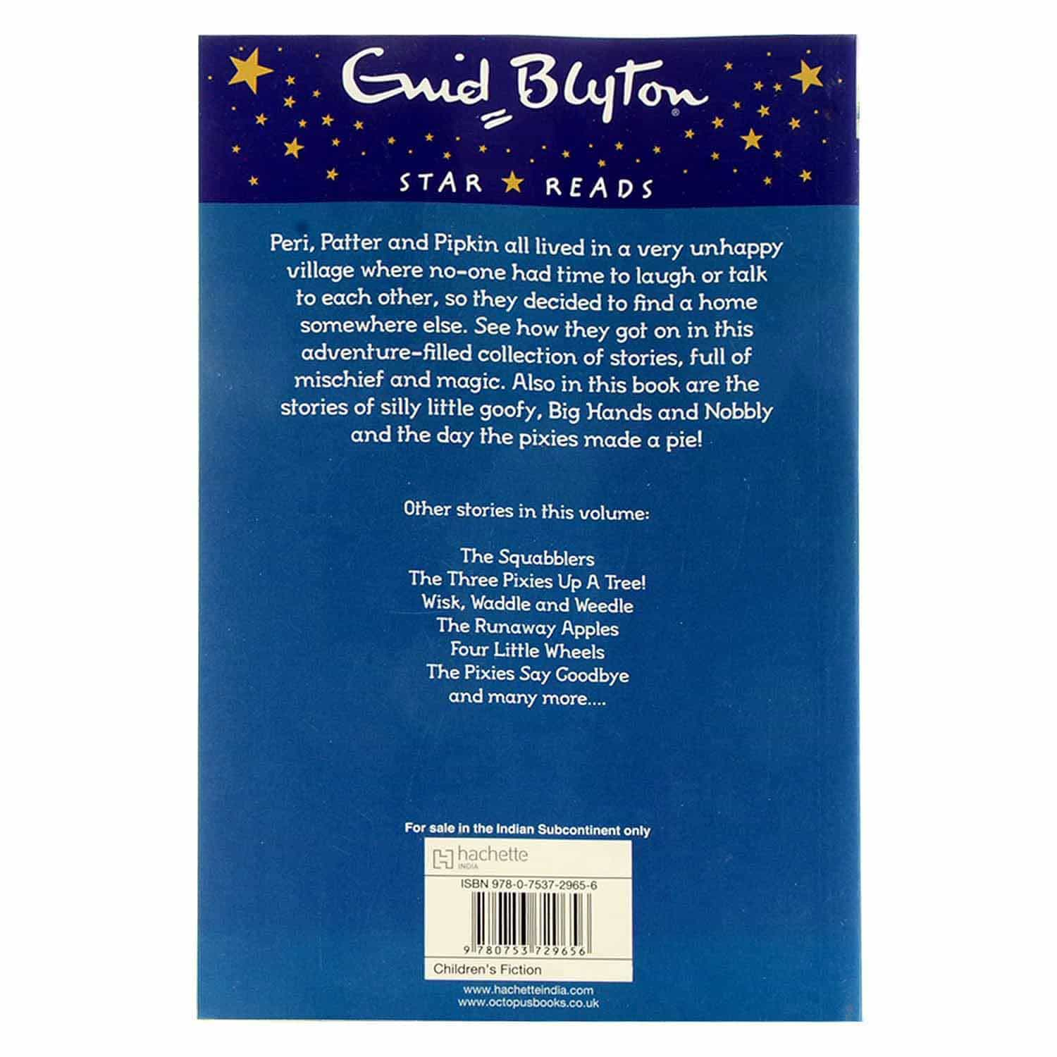 Enid Blyton - Three Bold Pixies and Other Stories