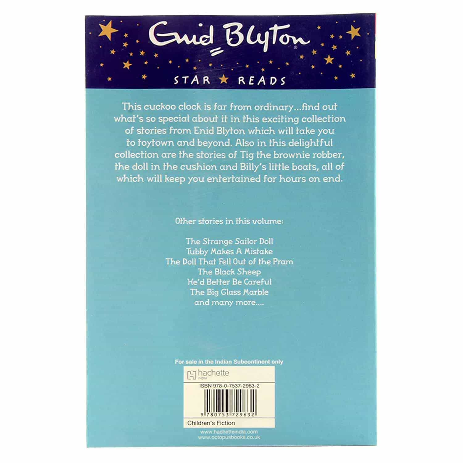 Enid Blyton - The Cuckoo in the Clock and Other Stories