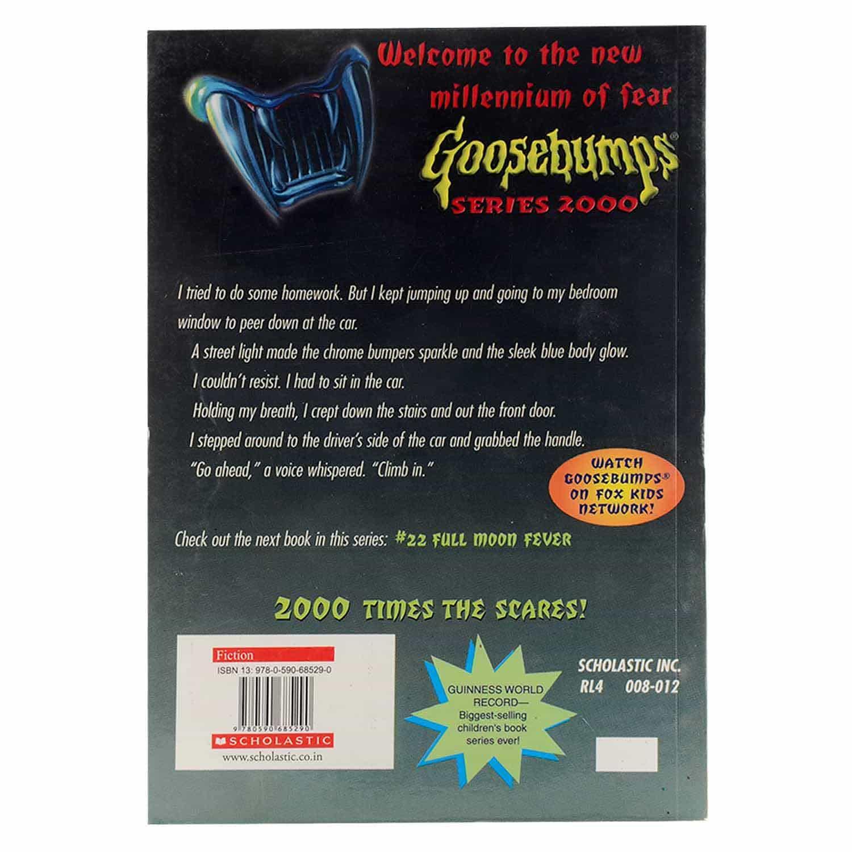 Goosebumps Horrorland Series - The Haunted Car