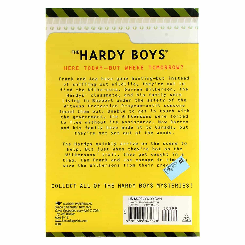 Hardyboys Adventures Series- #186 The Hidden Mountain