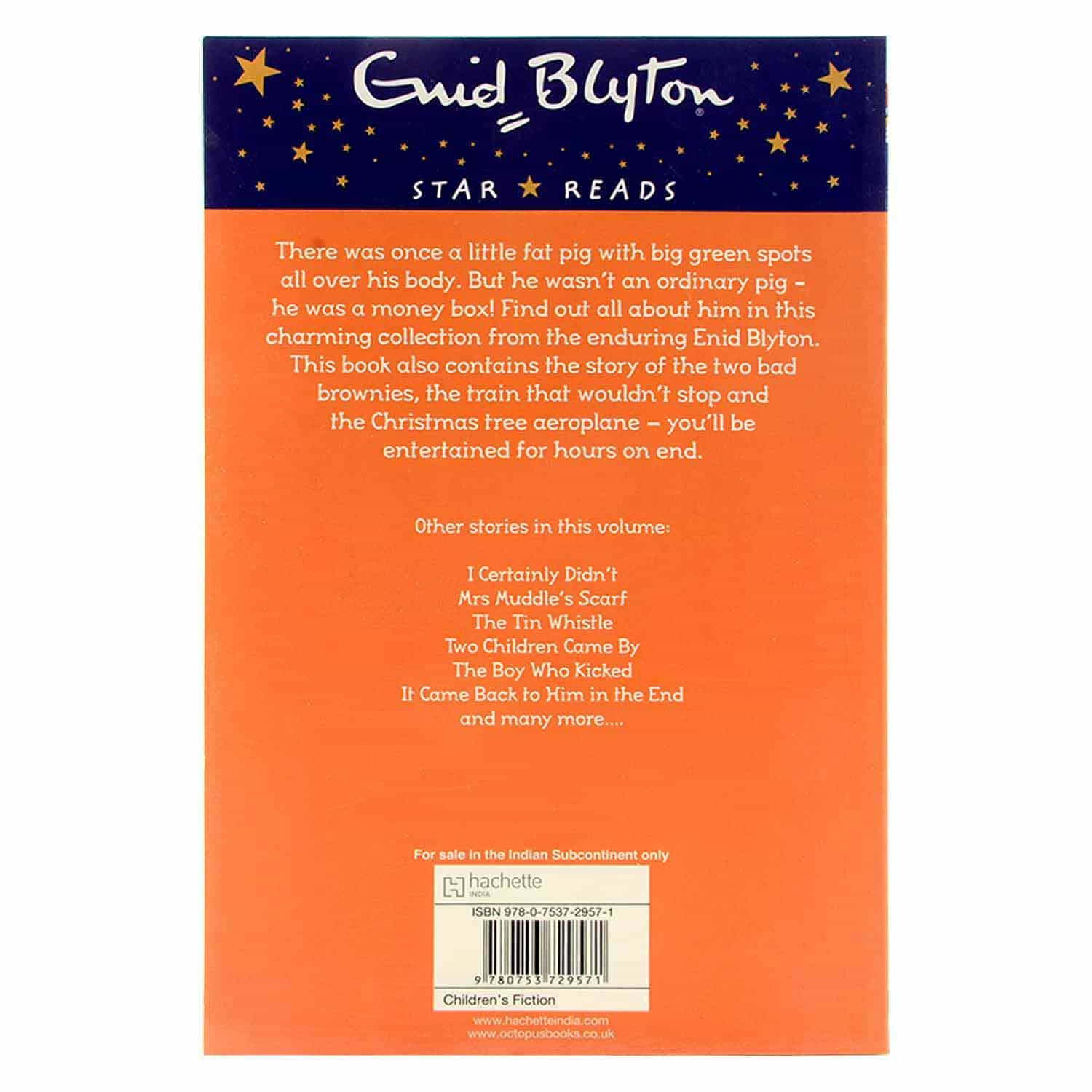 Enid Blyton - The Pig with Green Spots and Other Stories