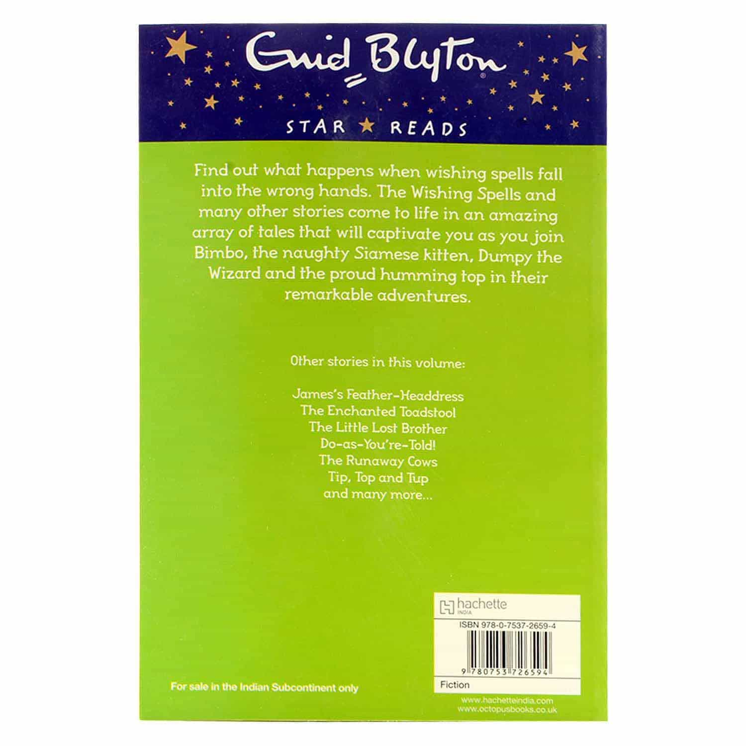 Enid Blyton - The Wishing Spells and Other Stories