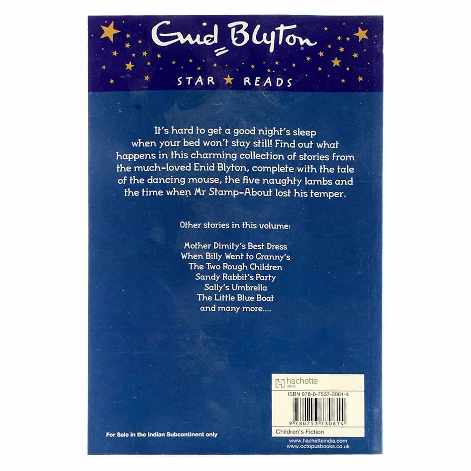 Enid Blyton - The Bed That Ran Away and Other Stories