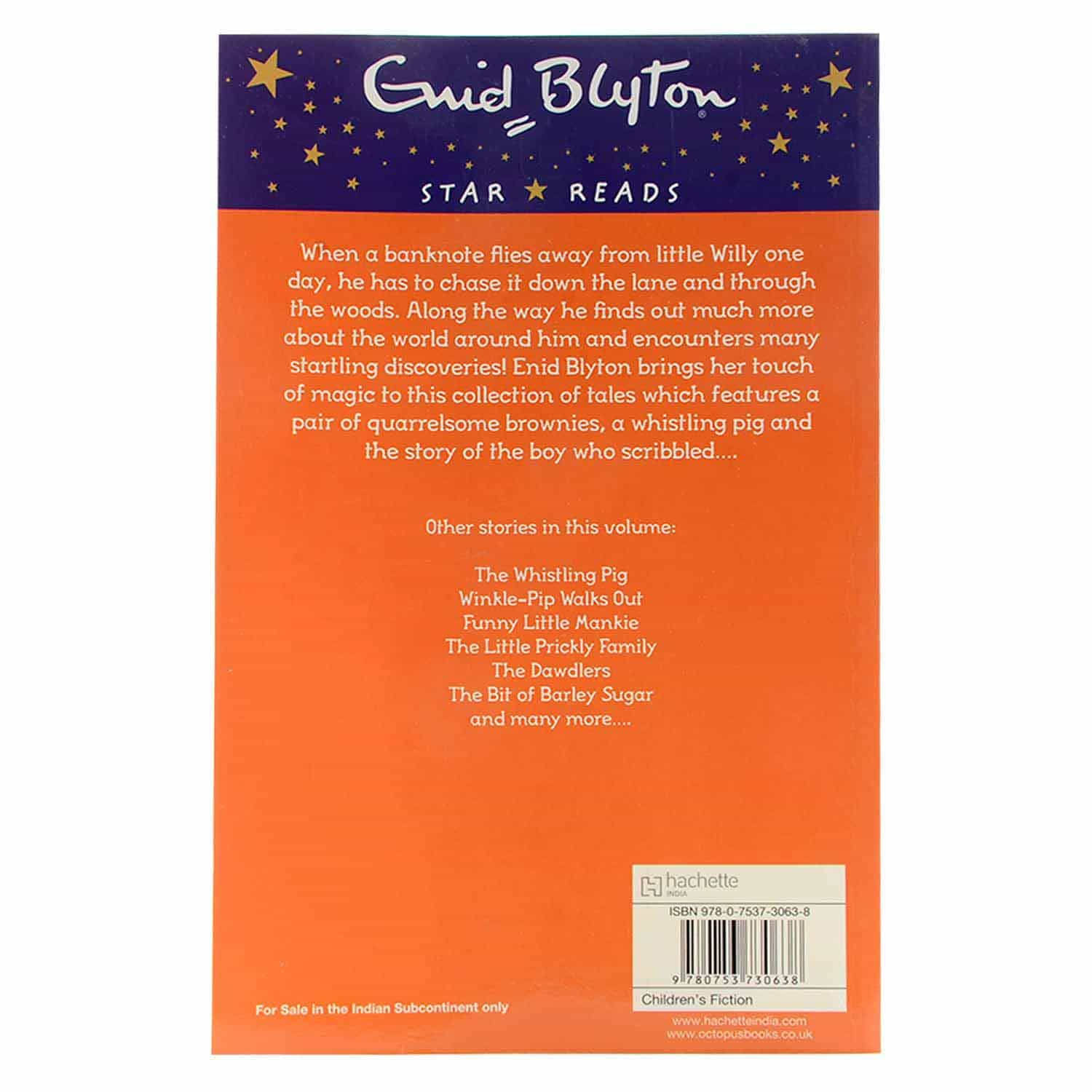 Enid Blyton - The Flyaway Money and Other Stories