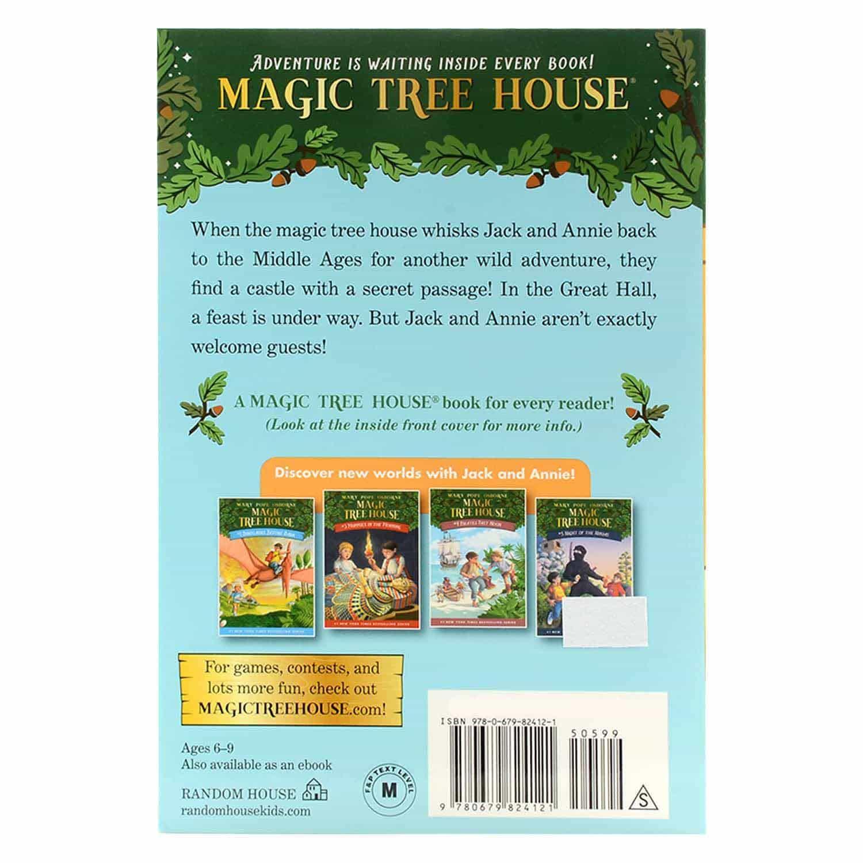 Magic Tree House Series  #2 The Knight At Dawn
