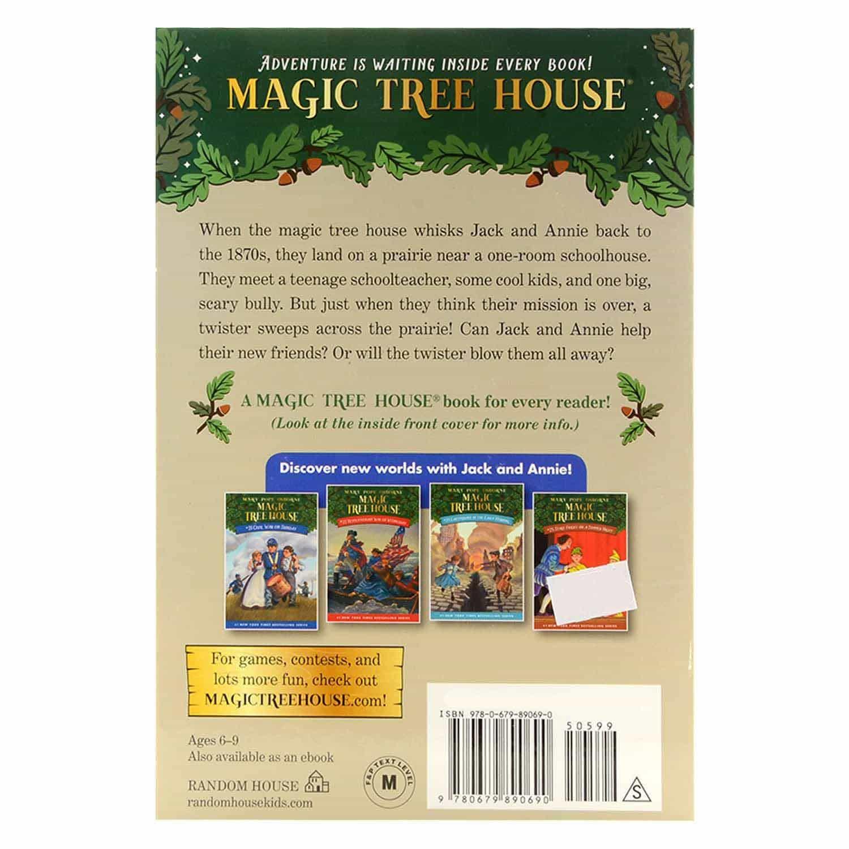 Magic Tree House Series - #23 Twister on Tuesday