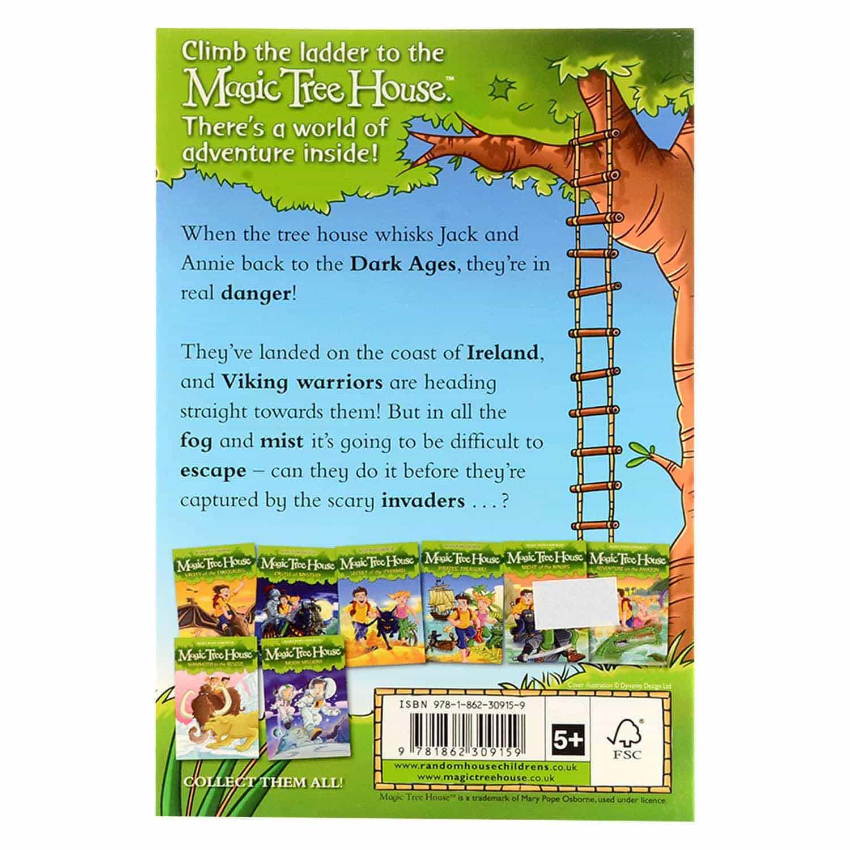 Magic Tree House Series - Voyage of the Vikings