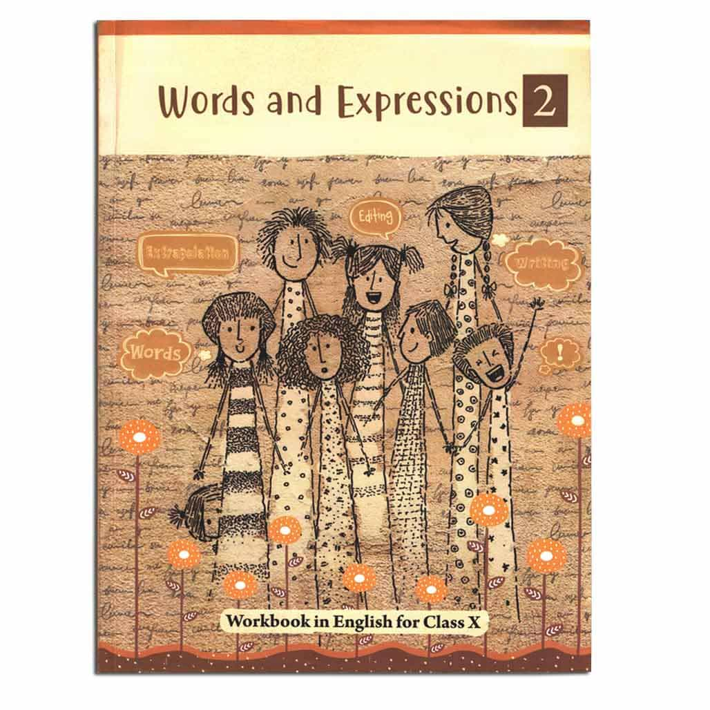 NCERT English Words & Expressions WB II - Class 10