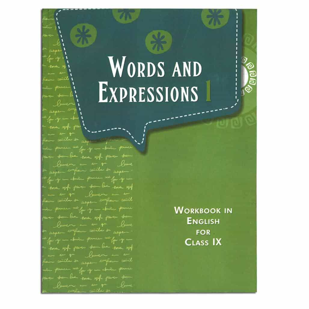 NCERT English Words & Expressions WB I - Class 9