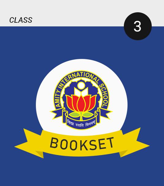 Amity Book Set Class-3