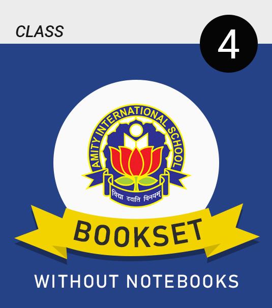 Amity Book Set Class - 4