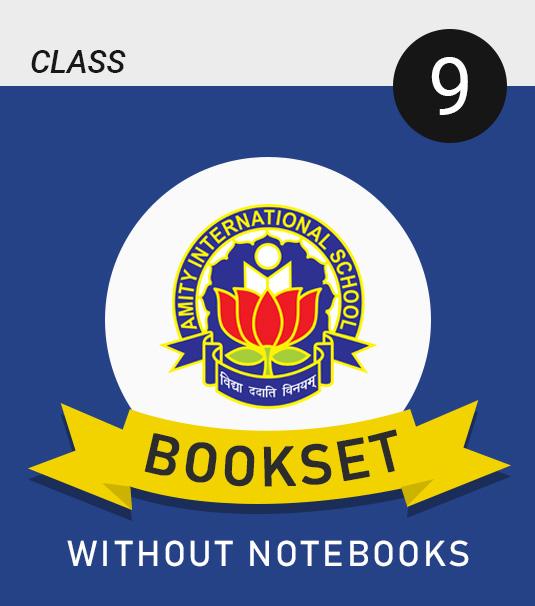 Amity Book Set Class -9 (Without Hindi)