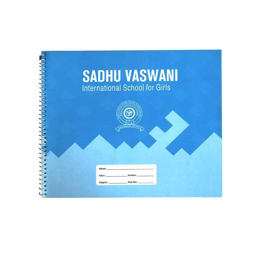 SVIS Sketch Book Small