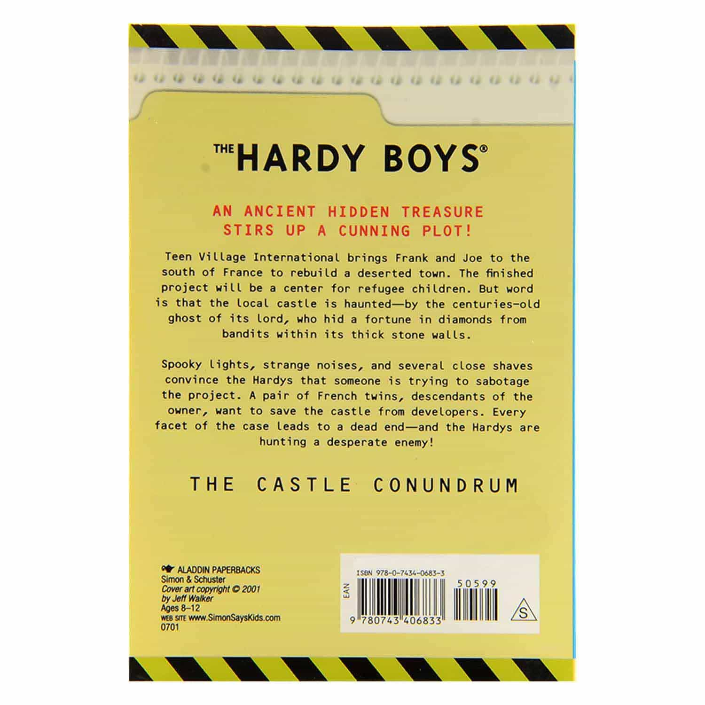 Hardy Boys  Series - #168 The Castle Conundrum