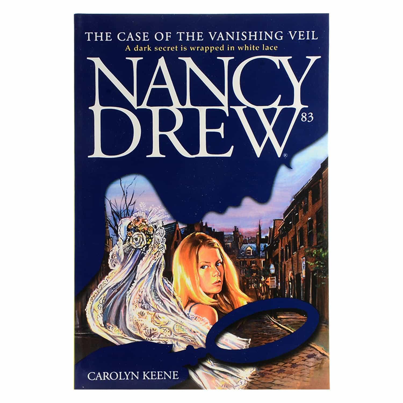 Reading Books Enid Blyton Mystery Of The Vanished Prince Nancy Drew Series 83 Case Vanishing Veil