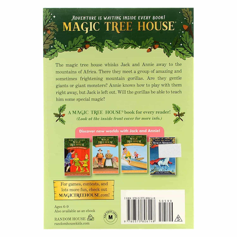 Magic Tree House Series - #8 Midnight on the Moon