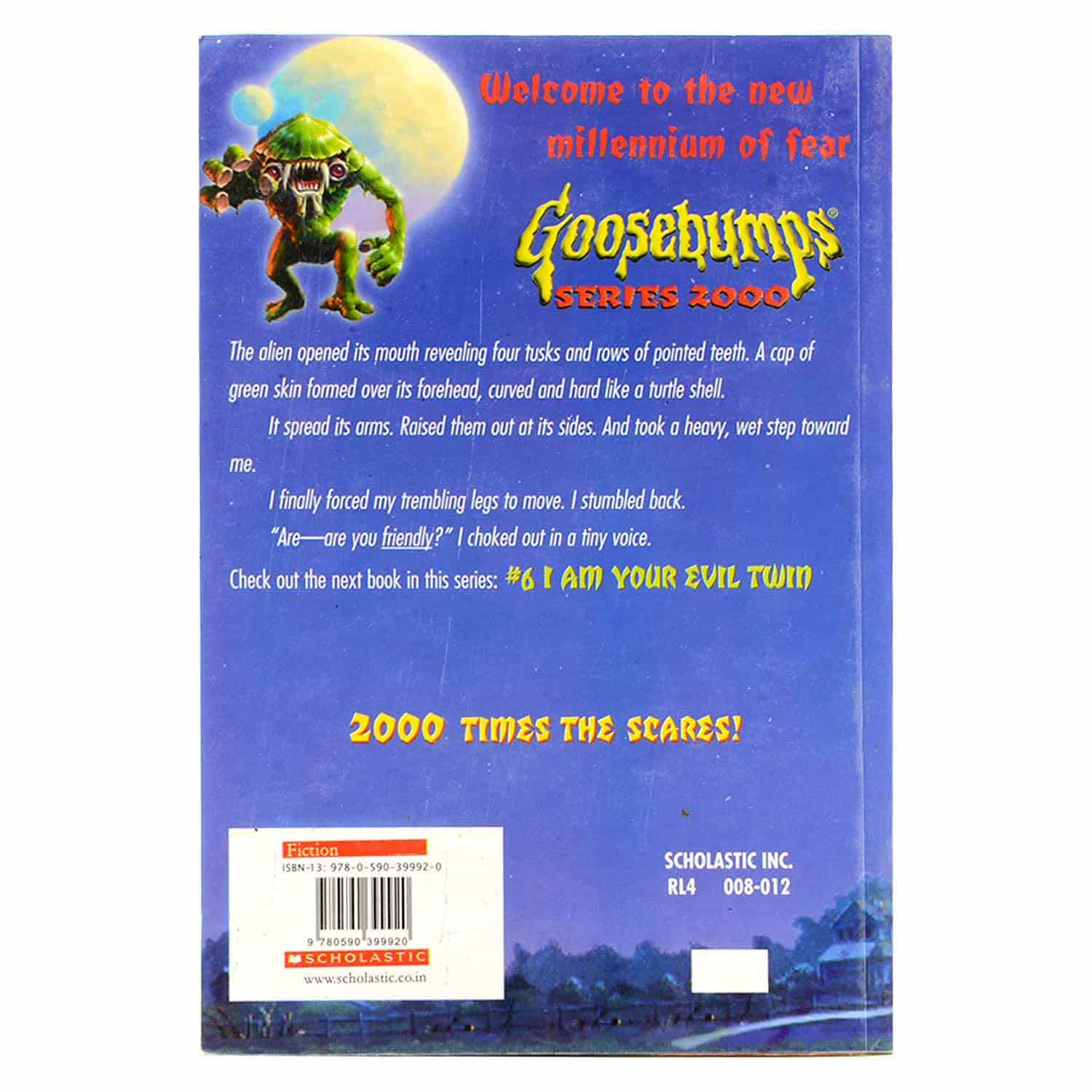 Goosebumps Series - Invasion of the Body Squeezers Part - 2