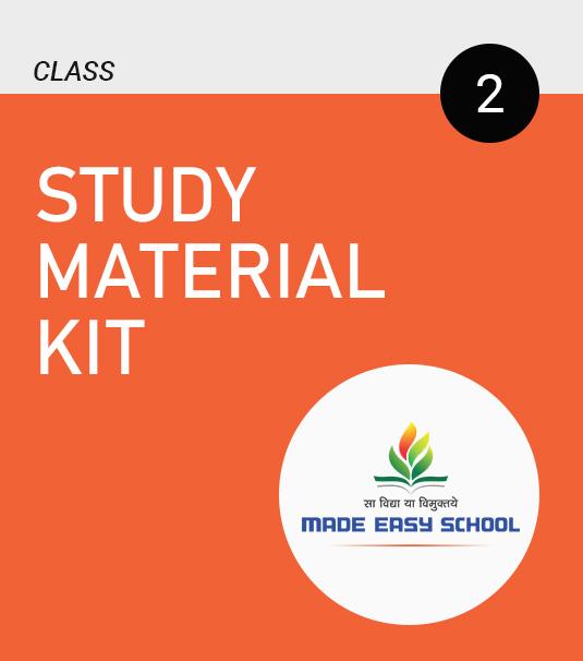 Class - 2 (Made Easy School, Gurugram)