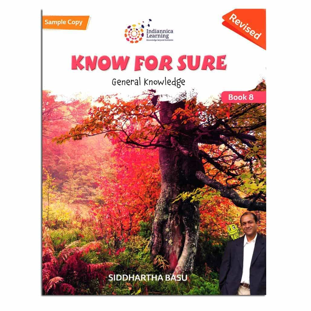 Know For Sure - Class 8