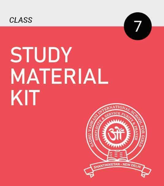 Class - 7 (SVIS)